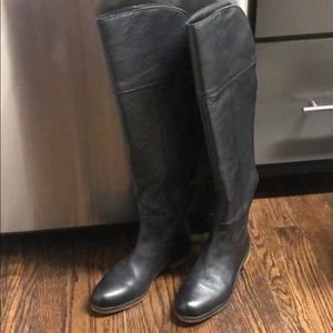 113a8aeab33 Franco Sarto Shoes - Franco Sarto Carlisle black over the knee boots